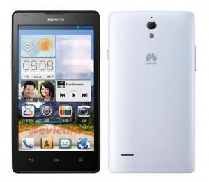 Reset Android Huawei Ascend G700