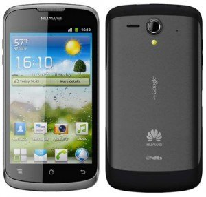 Reset Android on your Huawei Ascend g300