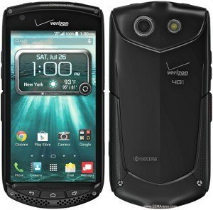 Kyocera Brigadier Verizon APN locked Phone