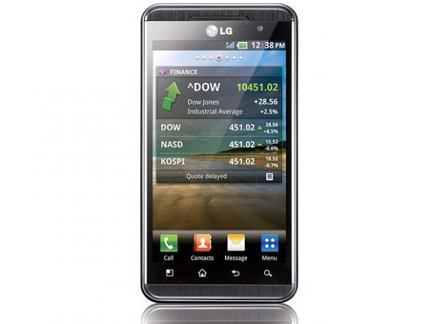 Hard Reset Android on LG Optimus 3D
