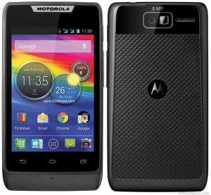 Reset Android on Motorola RAZR D1