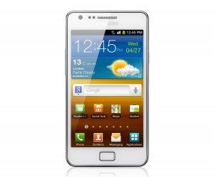 Reset Android on Samsung Galaxy S2
