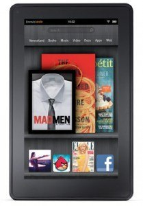 Hard reset your Amazon Kindle Fire Tablet
