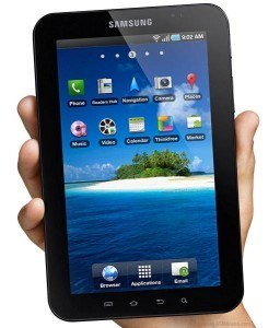 hard reset Android on your Samsung P1000 tablet