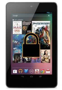 Nexus 7 Hard Reset Android